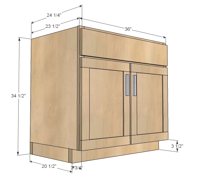 Typical Cabinet Construction