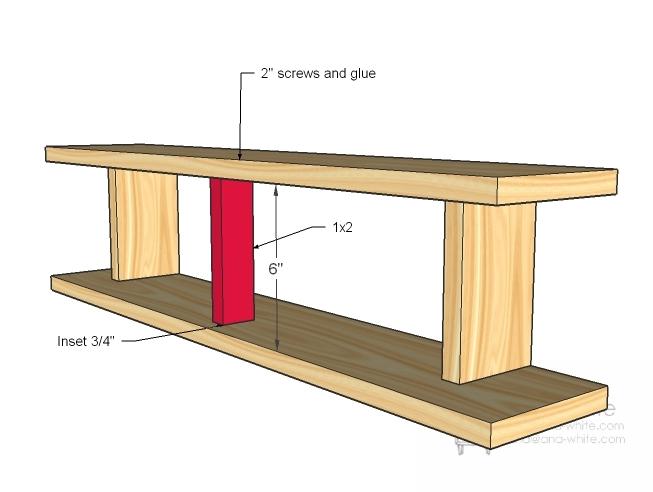 wood shelf projects