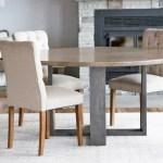Round Modern Dining Table Base Ana White