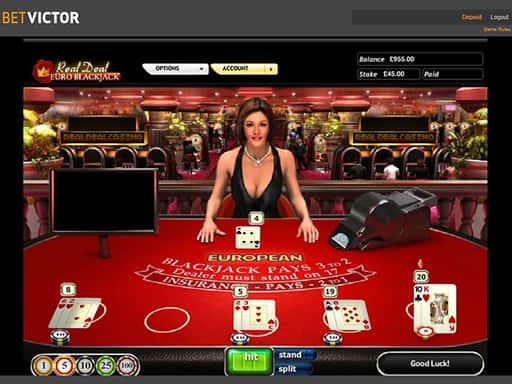 本場のカジノの雰囲気を味わえるライブゲーム