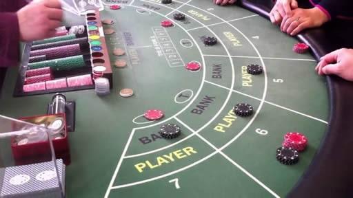 バカラはまさにカジノカードゲームの王