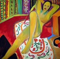 La-mujer-amarilla,-150x130,óleo-sobre-lienzo,2003.