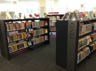 Bridgeton Library children's area