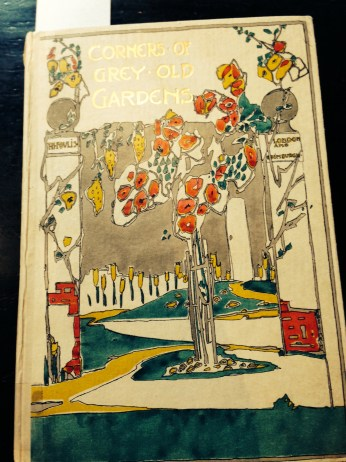 Mackintosh Library Book - Jessie M King