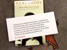 AL Kennedy