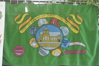 Shetland Library flags