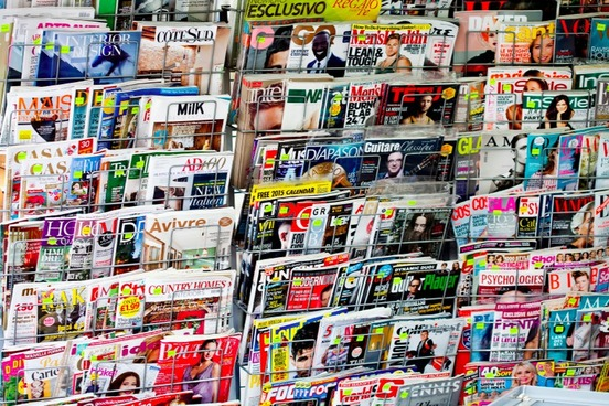 Featured In These Magazines.