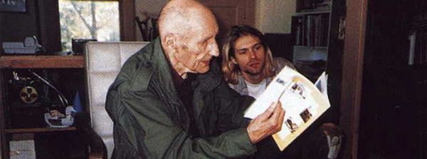 Kurt Cobain William Burroughs