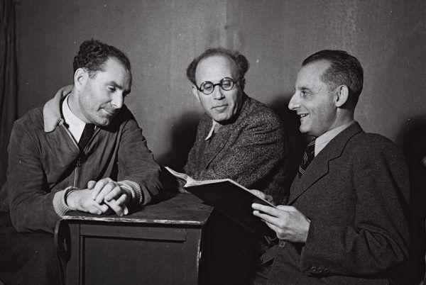 Max Brod y otros