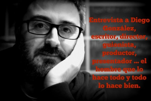 """ENTREVISTAMOS A DIEGO GONZÁLEZ Y  SUS """"PLANES PARA NO ESTAR MUERTO"""""""