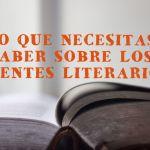 agentes literarios
