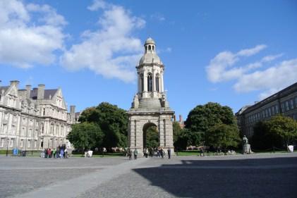 Campanile, Trinity College, Dublin