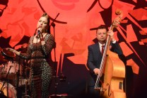 Imelda May and Al Gare