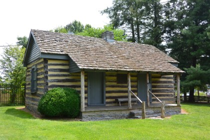 Parson Cummings' Cabin, c1773