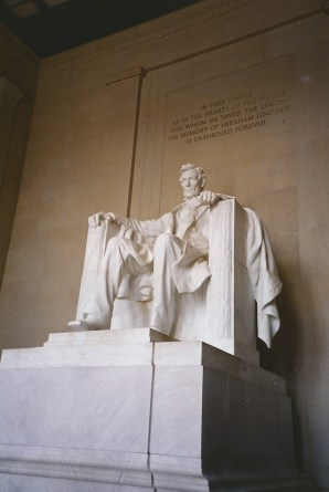 Lincoln Memorial, 1995