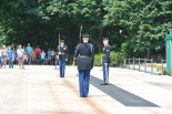 Changing of the Guard, Tomb of the Unknown Soldier