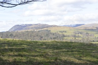 Views from Laggan Hill