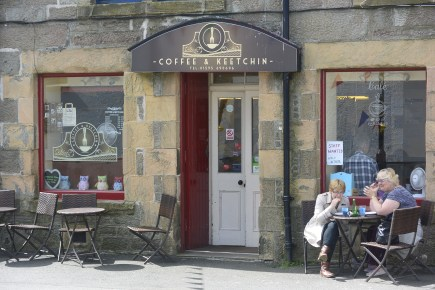 Coffee and Keetchin