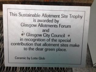 Glasgow Allotment Forum