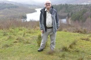 Loch Ard viewpoint