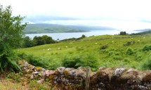 View over Loch Fyne