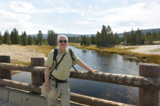 Firehole River at Upper Geyser Basin