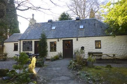Byre Inn, Brig o' Turk