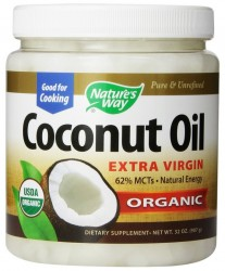 coconut oil testosterone