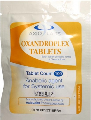 axiolabs oxandroplex tablets for kids