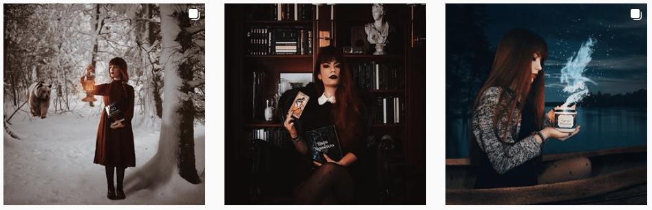 Cuentas de bookstagram que son pura fantasía