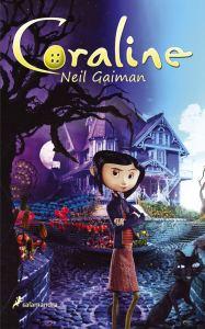Libros de fantasía juvenil: Coraline (Neil Gaiman)