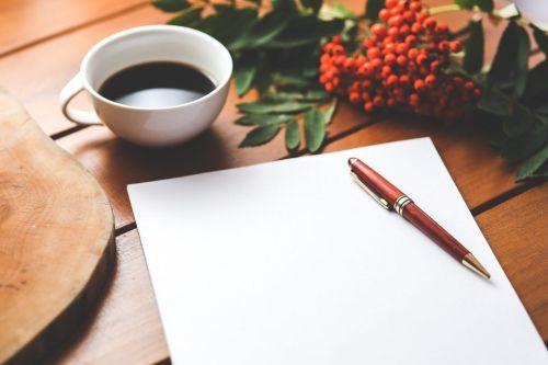 Escribir una propuesta editorial y un currículum literario