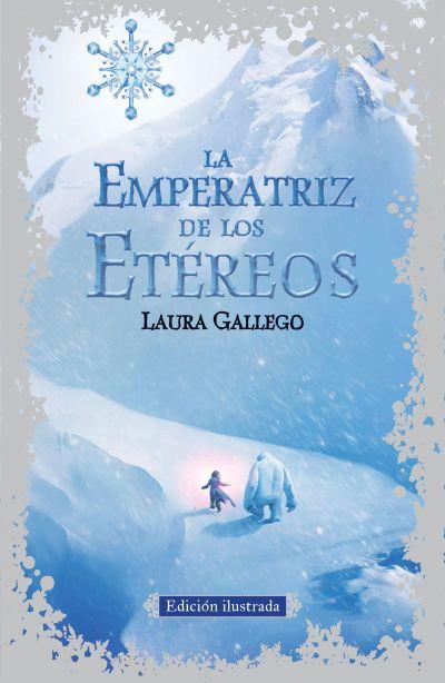 Libro juvenil para el día del libro: La Emperatriz de los Etéreos (Laura Gallego)