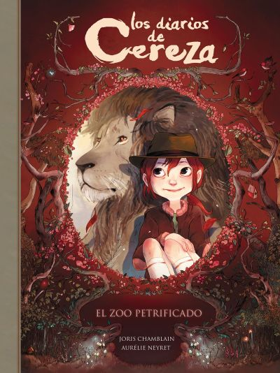 Los diarios de Cereza 1 - El zoo petrificado