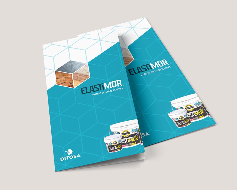 Diseño folletos y catálogos, packaging en Santander Cantabria