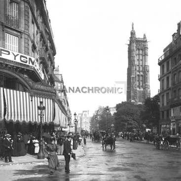 Paris Tour Saint Jacques