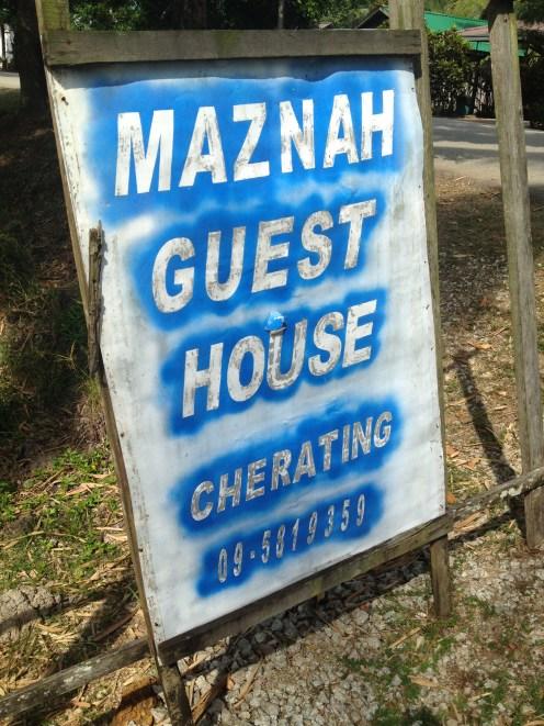 Maznah Guest House, super miejsce za super pieniądze