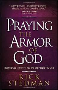 Praying the Armor of God book