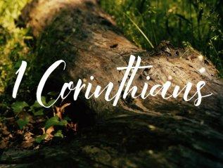 1 Corinthians: May14-Sept03