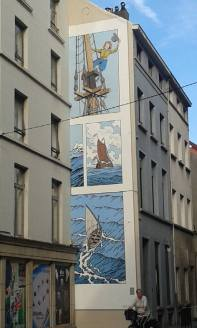 Brussels - Boy Sailor