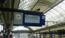 Berlin Train Stop
