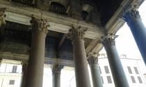 Pantheon,Pillars
