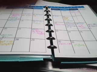 The Planner Chronicles Updated