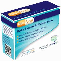 NuroFocus: An Herbal Solution for ADHD