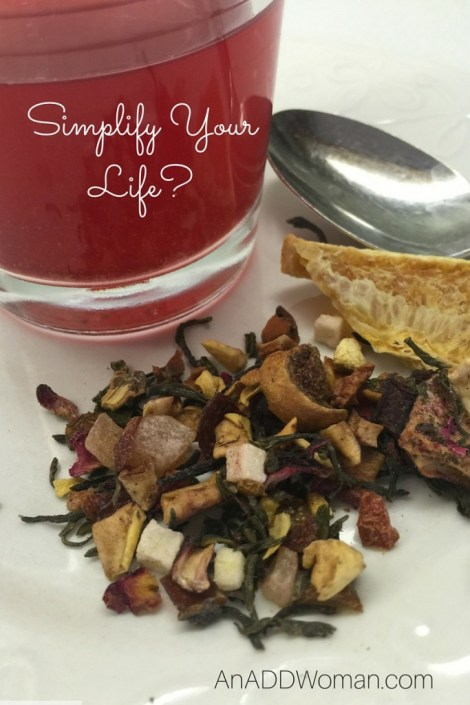 Simplify Your Life?-2