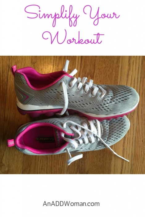 Simplify Your Workout