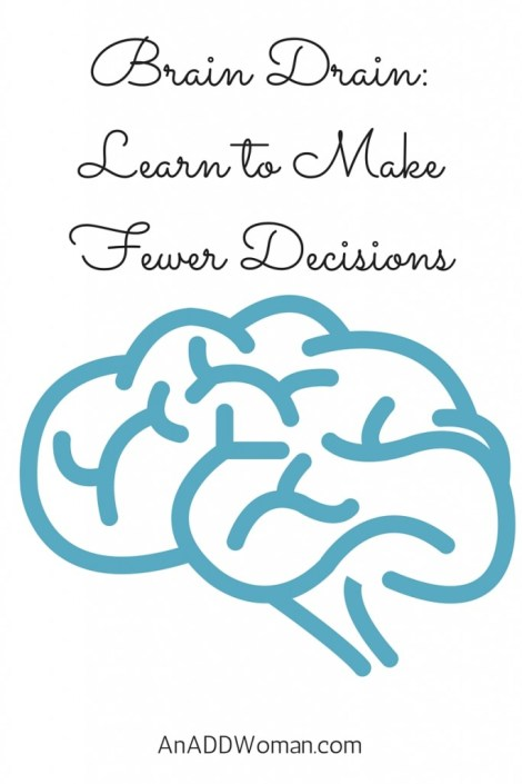 Brain Drain_ Learn to Make Fewer Decisions