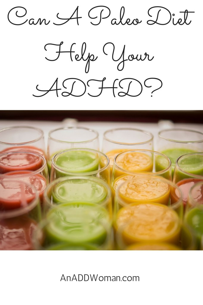 Can A Paleo Diet Help Your ADHD?