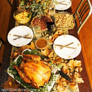 Thanksgiving, turkey, meal