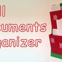 Wall Documents Organizer